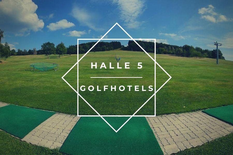 Golf Halle 5